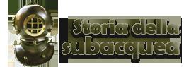 Storia della subacquea